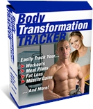 Body Transformation Tracker -- Free Fitness Software