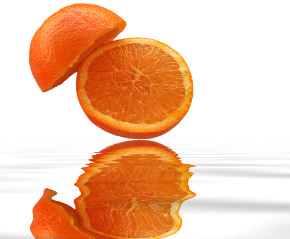 Healthy Oranges